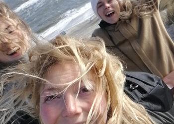 På tur mellem hav og fjord