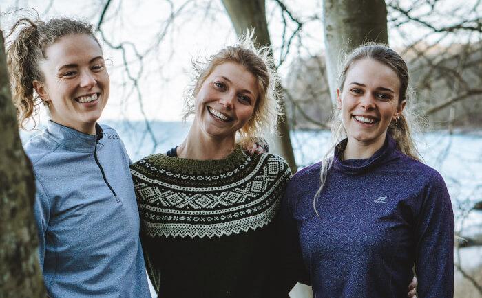 Anna, Anne og Emilie