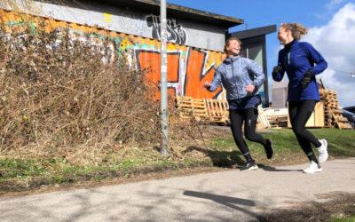 Når træning bliver socialt