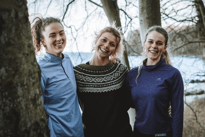 Anna, Anne og Emilie - omGANG